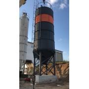 Сборный силос 120 тонн
