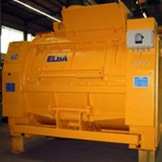 Одновальный бетоносмеситель ELBA 750/500