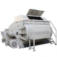 Двухвальный бетоносмеситель IME TS 3000/2000