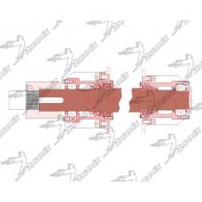 Вал смесителя 102-TW02/06-00