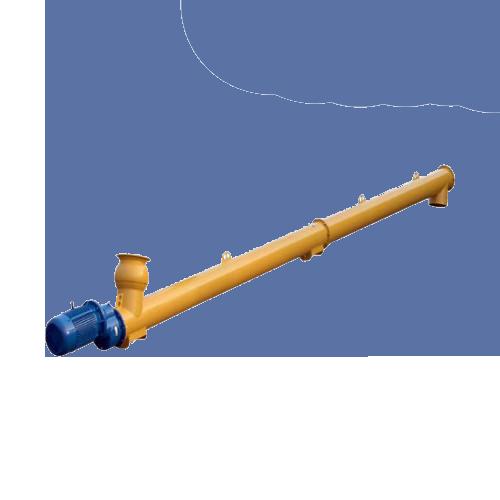 Шнековый транспортер промежуточные опоры фартуки ленточного конвейера
